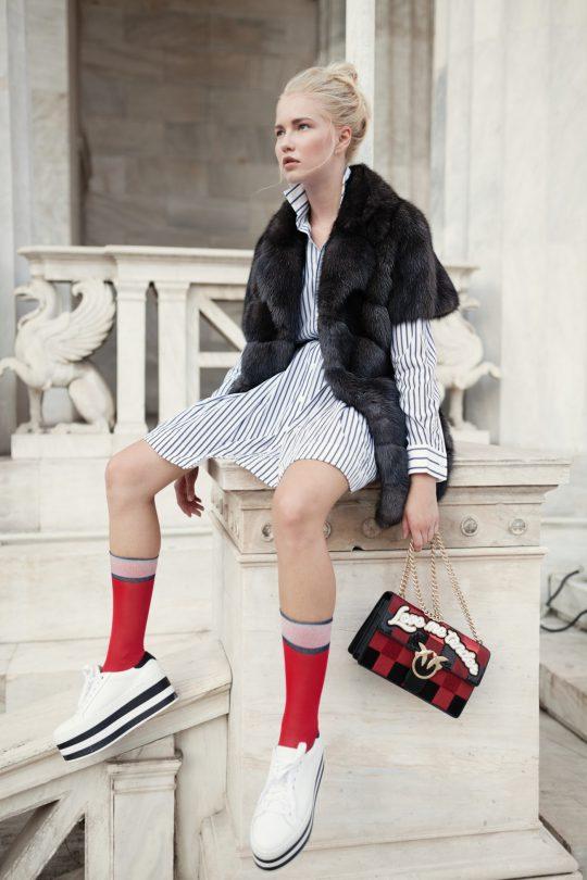 MarcoVarni Fur Fashion Campaign 2017